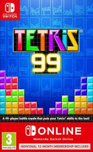Bilde av Tetris 99 (Nintendo Switch)