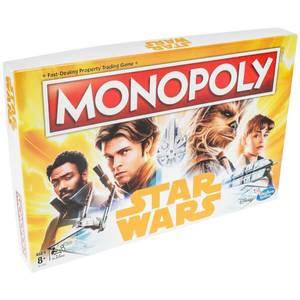 Bilde av Hasbro Monopol Han Solo - Engelsk Utgave