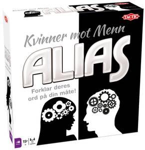 Bilde av Kvinner Mot Menn Alias Tactic - Norsk Utgave