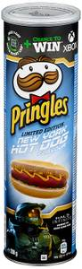 Bilde av Pringles New York Hot Dog200g