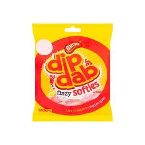 Bilde av Barratt Dip Dab Fizzy Softies 120g