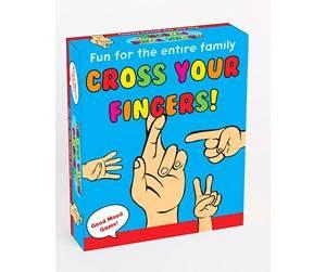 Bilde av Cross Your Fingers - Nordisk Versjon