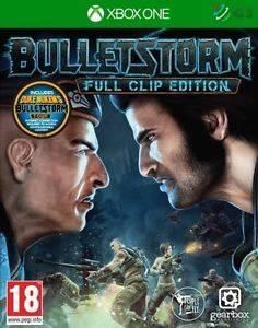 Bilde av Bulletstorm (Full Clip Edition) (Xbox One)
