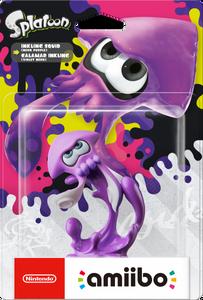 Bilde av Nintendo Amiibo - Splatoon Inkling Squid Neon