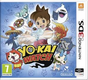 Bilde av Yo-Kai Watch (3DS)
