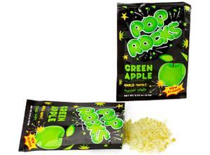 Bilde av Pop Rocks - Green Apple 9,5g