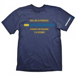 Bilde av T-Skjorte Payday 2 - Drilling In Progress