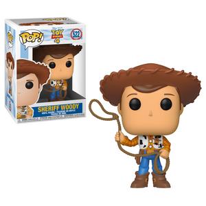 Bilde av Funko Pop! Toy Story 4 - Sheriff Woody 522