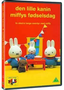 Bilde av Den Lille Kaninen Miffys Fødselsdag