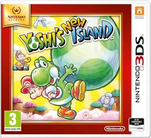 Bilde av Yoshi`s New Island (Nintendo Selects) (3DS)