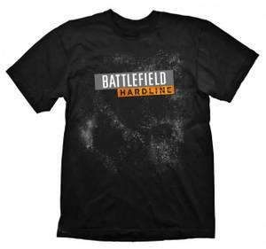 Bilde av T-Skjorte Battlefield Hardline - Logo