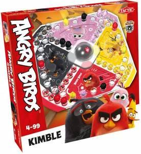 Bilde av Angry Birds Kimble Tactic - Nordisk Utgave