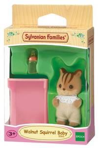 Bilde av Sylvanian Families Walnut Squirrel Baby