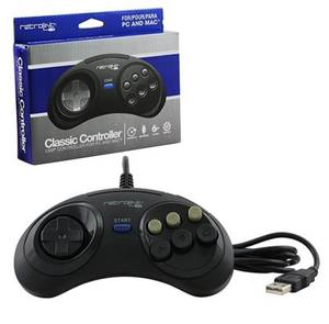 Bilde av Retrolink Genesis Style Controller USB