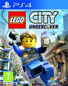 Bilde av LEGO City Undercover (PS4)