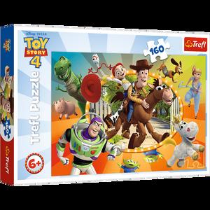 Bilde av Trefl Toy Story 4Puslespill (160 Brikker)