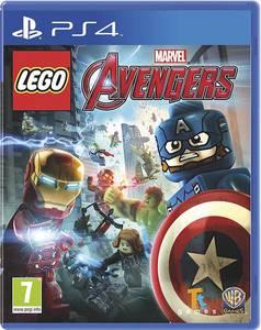 Bilde av LEGO Marvel Avengers (PS4)