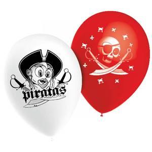 Bilde av Ballonger Pirat 10 stk