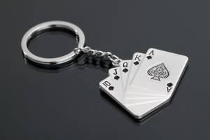 Bilde av Nøkkelring Poker