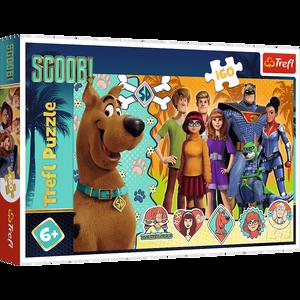 Bilde av Trefl Scooby DooPuslespill (160 Brikker)