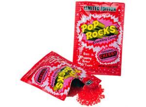 Bilde av Pop Rocks - Cherry 9,5g