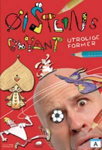Bilde av Øisteins Blyant - Utrolige Former (DVD)