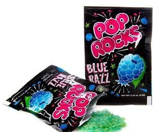 Bilde av Pop Rocks - Blue Razz 9,5g