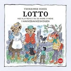 Bilde av Egmont Hakkebakkeskogen Lotto - Norsk Utgave