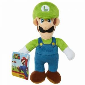 Bilde av Super Mario - LuigiPlysj 20cm