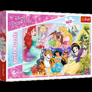 Bilde av Trefl Disney PrincessPuslespill (160 Brikker)