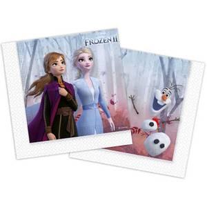 Bilde av Servietter Frozen 22-Lags20 stk