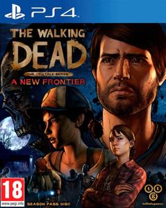 Bilde av The Walking Dead - A New Frontier (PS4)