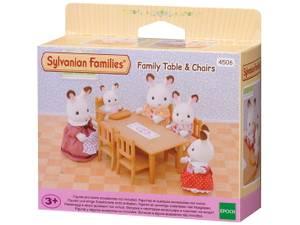 Bilde av Sylvanian Families Family Table & Chairs