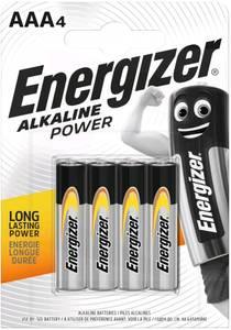 Bilde av Energizer Alkaline Power AAA 4 pk