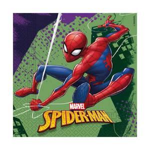 Bilde av Servietter Marvel Spider-Man2-Lags20 stk
