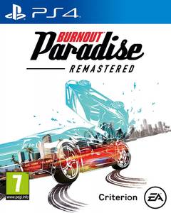 Bilde av Burnout Paradise Remastered (PS4)