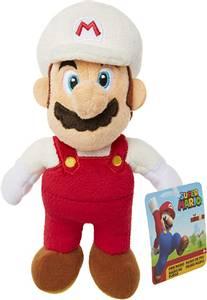 Bilde av Super Mario - Fire Mario Plysj 20cm