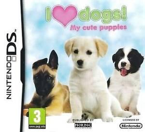 Bilde av I Love Dogs! - My Cute Puppies (NDS)