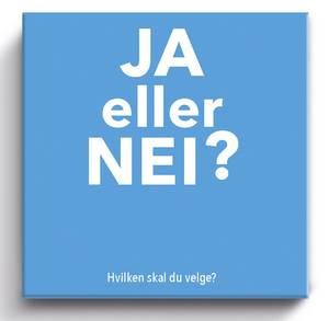 Bilde av Ja Eller Nei? Tactic - Norsk Utgave