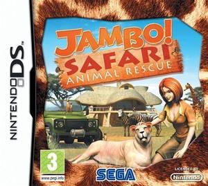 Bilde av Jambo! Safari Animal Rescue (NDS)