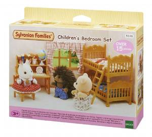 Bilde av Sylvanian Families Childrens Bedroom Set