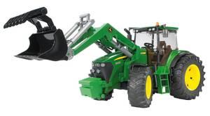 Bilde av Bruder John Deere 7930 Traktor Med Frontlaster