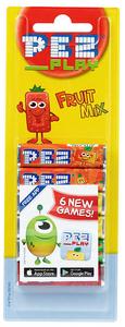Bilde av PEZ Refill Fruit Mix 6 PK