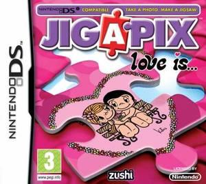 Bilde av Jigapix - Love Is... (NDS)