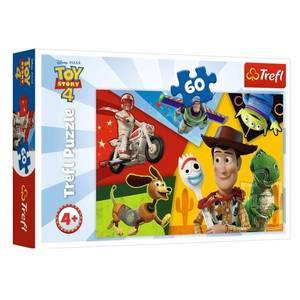 Bilde av Trefl Toy Story 4 Puslespill (60 Brikker)