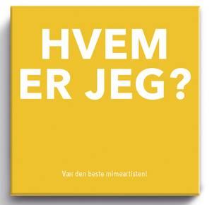 Bilde av Hvem Er Jeg? Tactic - Norsk Utgave
