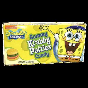 Bilde av Spongebob Squarepants Gummy Krabby Patties 72g
