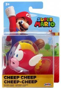 Bilde av Super Mario Figur - Cheep Cheep4,5cm