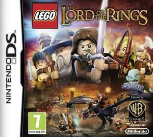 Bilde av LEGO The Lord Of The Rings (NDS)