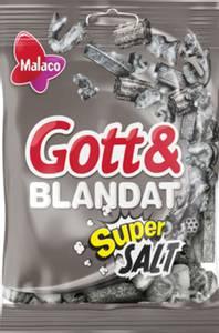Bilde av Godt & Blandet Super SaltMalaco 130g